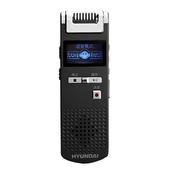 高清声控迷你小巧智能录音笔专业高清取证降噪远距U盘MP3播放器