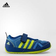 adidas 阿迪达斯 户外 男婴童 鞋 蓝 AF3913