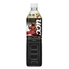 【天猫超市】日本进口 UCC 职人咖啡饮料(无糖) 930ml/瓶