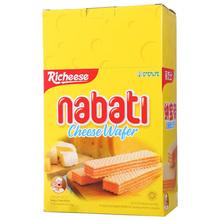 【天猫超市】印尼进口丽芝士nabati纳宝帝奶酪威化饼干200g零食