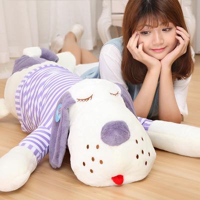 趴趴狗毛绒玩具狗 大号公仔布偶娃娃狗狗 可爱玩偶长睡觉抱枕创意