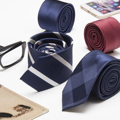 男士领带结婚新郎礼服小细领带男商务正装职业上班韩版窄休闲
