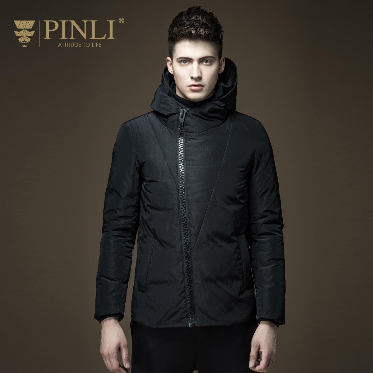 外套羽絨服修身秋季保暖 品立