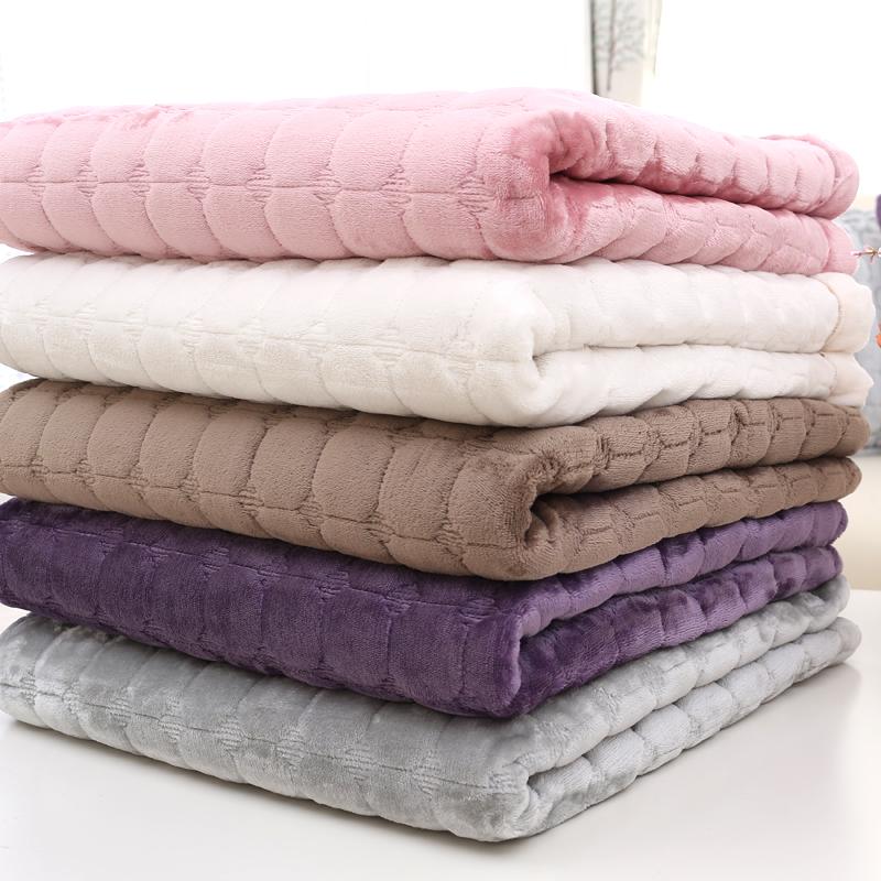 高档短毛绒沙发垫法兰绒坐垫布艺时尚秋冬季防滑加厚皮沙发套罩巾