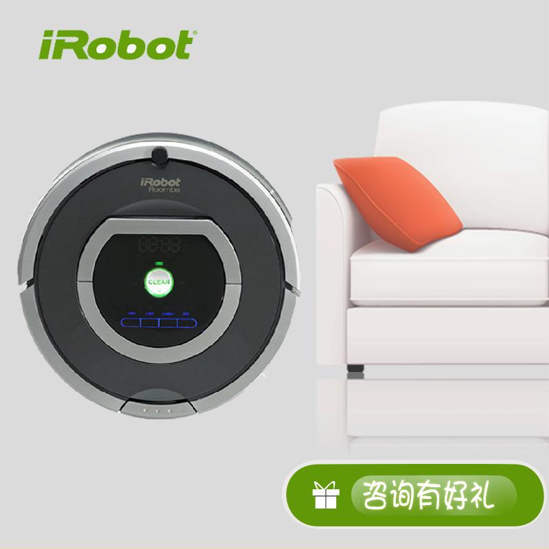 美國iRobot掃地機器人家用智慧型清潔吸塵器超薄靜音 Roomba780